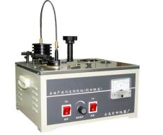 石油閃點測定儀在操作上可劃分為自動閃點