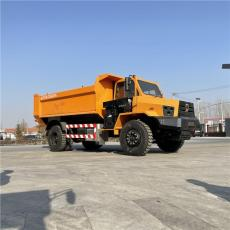 濱州礦安25噸平巷出渣車地下自卸車