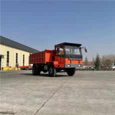 咸寧礦用10噸鋁礦出渣車底盤堅固