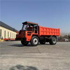 汕尾礦用4噸黃銅礦拖拉機配有單缸機