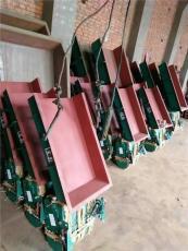 沙土流水線料倉用電磁給料機懸掛式振動給料