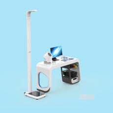 智能健康體檢機HW-V2000智能體檢一體機