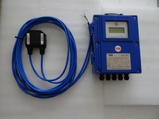YHL500外夹式本安型超声波管道流量计