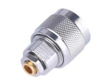 N-J160连接器 半刚性对讲机N型转接头