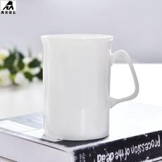 廠家批發陶瓷水杯創意大容量骨質瓷杯子