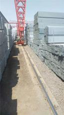 钢管办事处Q355B镀锌方矩管和无缝方矩管