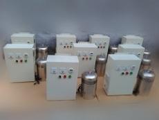 水箱自潔消毒器安裝方法 WTS-2A