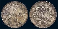 湖北省大清銀幣歷年展覽展銷記錄