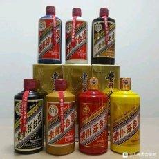 延安中國企業家茅臺酒回收價格值多少錢
