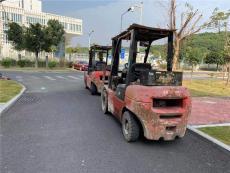 坑塘哪里出租叉車多少錢一天