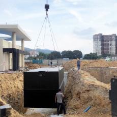 富仕污水处理设备一体化系统FSW01厂家供应