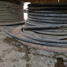 肇慶市懷集縣工廠剩余電纜回收流程
