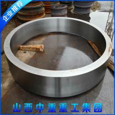 锻造厂生产脱水转鼓环件 加工回转窑锻件