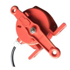 鋁殼材質HFKLT2-II雙向拉繩開關