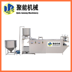 陽泉新型豆腐皮機械設備成套生產線生產廠家