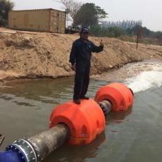 各種規格塑料浮體水庫抽水管道浮筒加工