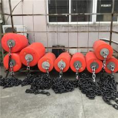 海上聚乙烯浮标港口码头单点系泊浮鼓尺寸