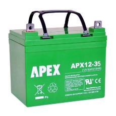 美国APEX蓄电池APX1213 12V1.3AH配电柜用
