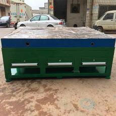 供應模具車間重型鑄鐵鉗工工作臺