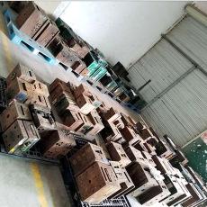 博羅回收廢工業鐵誠信價高-福聯廢品回收