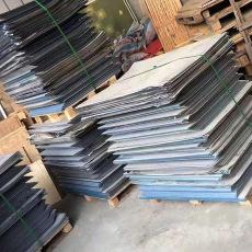 港口建筑廢鐵回收打包站點-福聯廢品回收