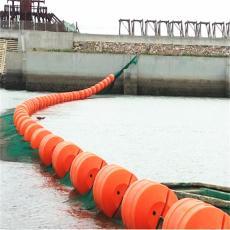 红花电厂进水口浮式活动拦污排设计方案