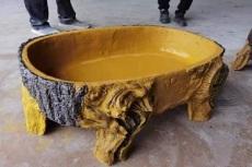 山东济南销售水泥预制花盆 浮雕花盆特点