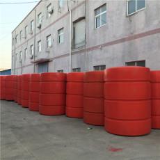 新型水面漂浮物拦截装置塑料拦污排安装