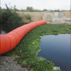 新型结构浮式拦污排详细介绍