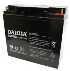 大华蓄电池SHB12-150使用注意事项12V150AH