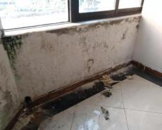 東麗區飄窗漏水維修東麗區樓頂漏雨維修步驟