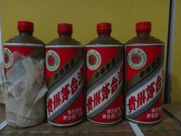 昌平整箱五糧液回收合理價格