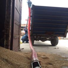 車載懸掛式吸糧機飼料顆粒吸料機玉米吸糧機