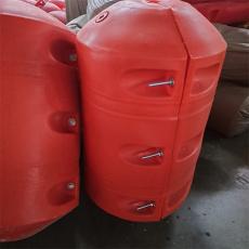 广西地区水库养殖区PE拦污浮筒