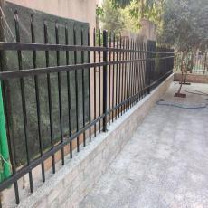 珠海工地透景式栅栏批发 广州物流园区隔离
