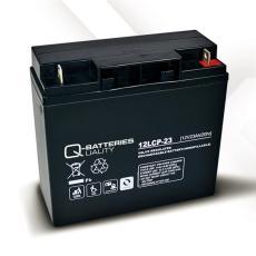 德國Q-BATTERIES蓄電池12LCP-9 12V9AH規格