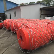 柏泰水电站库区漂浮物拦漂装置设计