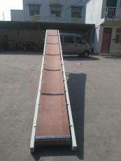 爬坡式輸送機 折疊皮帶輸送機 固定皮帶機