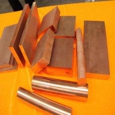 耐高温W80对焊电极钨铜合金CuW80钨铜价格