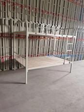 顺德上下铺铁架床宿舍双层铁床批发工地铁床
