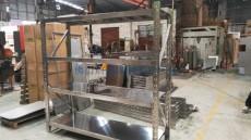 顺德轻型仓库货架钢阁楼货架定做不锈钢货架