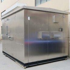 上海防爆站房 水質在線分析防爆監測小屋