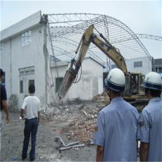 蘇州食品廠拆除公司