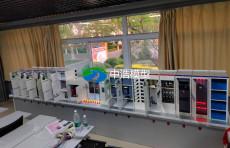水轮机仿真模型  混流式模型水轮机能量实验