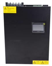 保定項目末端電流治理NTPS/UKLON70-3的安裝
