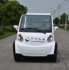 四川成都五座敞开电动巡逻车在城市治安中的
