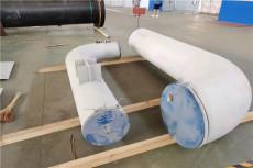 石油管道表面热喷铝强化修复
