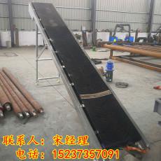 悬挂车载折叠皮带机简易型皮带输送机传送带