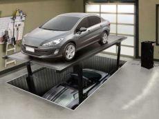 濮陽出租機械停車庫定制兩層三層機械車庫