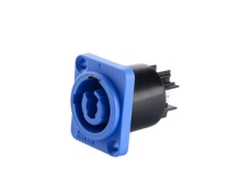 三芯LED显示屏电源航插 20A防水插头 连接器